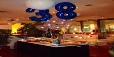 Fiestas de para cumplea os originales adultos en madrid fiestas con glamour - Comidas para cumpleanos en casa ...