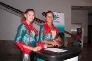 Agencias de Azafatas en Madrid - Azafatas de Imagen - Azafatas de Convenciones - Azafatas de Congresos - Azafatas de ferias - Promotoras o promotores en Madrid
