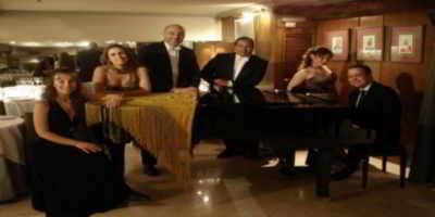 Fiestas con Glamour - Espectaculos Musicales - Grupos de Musica Clasica para fiestas y eventos en Madrid