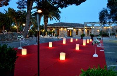 Fiestas con Glamour - Servicios -  Iluminación para fiestas y eventos en Madrid  - Velas LED para fiestas y eventos en madrid