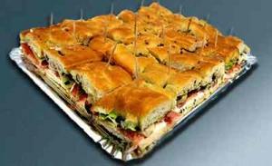 Fiestas con Glamour - Servicios de Catering - Sugerencia Aperitivo para 20pax