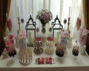Ideas originales para bodas fiestas cumplea os eventos madrid fiestas con glamour - Ideas para decorar mesas de chuches ...