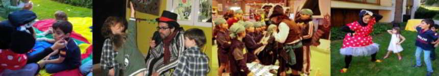 En Fiestas con Glamour somos especialistas en la Organización de Animaciones y Actividades para Comuniones, Bodas, Fiestas Privadas, Eventos, Fiestas y Cumpleaños Infantiles en Madrid. Imagina con tus niños a Monitores, Cuidadores, Pintacaras, Payasos, Cuentacuentos, Juegos Infantiles, Teatros Infantiles, Talleres Infantiles, Show del Circo Infantil, Globoflexia....etc. Tenemos todo lo que puedas necesitar.