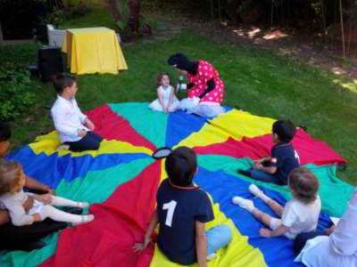 volver a fiestas infantiles